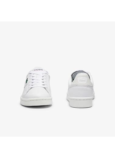 Lacoste Kadın Masters Clup Sneakers 741SFA0044.65T Beyaz